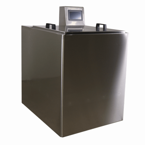 DC Norris North America manufactured model CT-1 commercial sous vide cook tank on transparent background