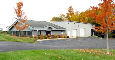 DC Norris North America overhead doors at their Traverse City warehouse.